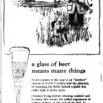 1961 Brewers Association ad