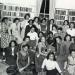 Debutantes at the Richard B. Harrison Library