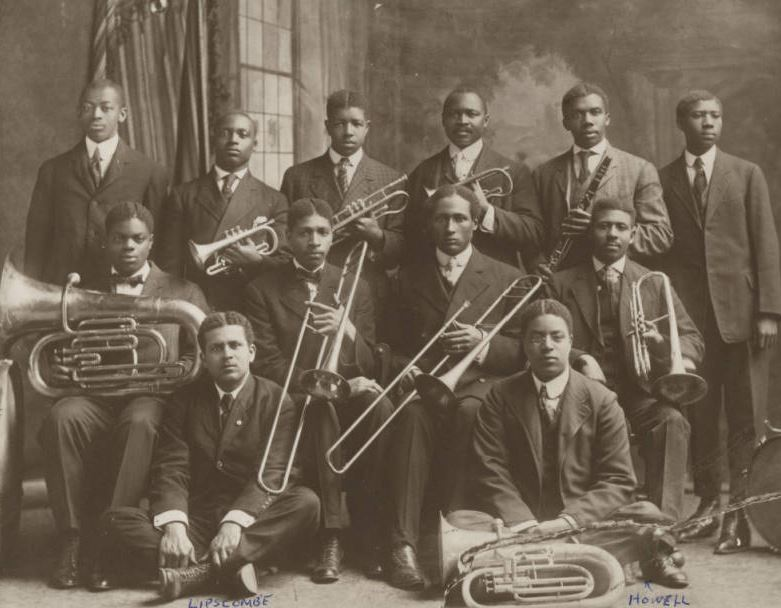 YMI (Young Men's Institute) Orchestra, 1908