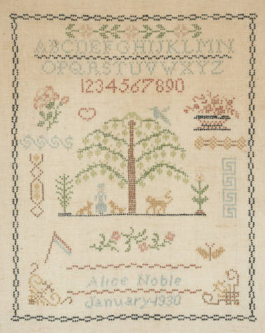 Alice Noble Sampler