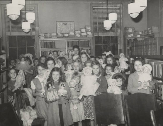 Annual Doll Party 1948