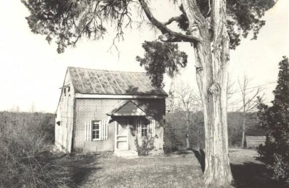 Hamby House on the Mayo River