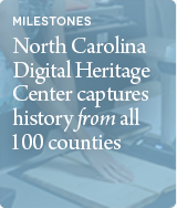 NCDHC captures history from 100 counties article image