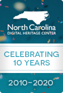 NCDHC 10 Year Celebration Graphic