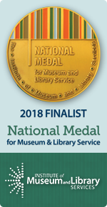 IMLS National Medal Finalist 2018