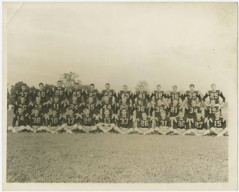 High School Rebels 1961, Davie County High