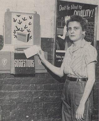 Firestone News January 1956