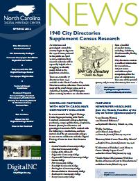 NCDHC Newsletter Thumbnail