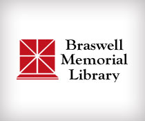 Braswell Memorial Library (Rocky Mount, N.C.) Logo