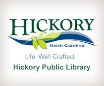 Hickory Public Library Logo