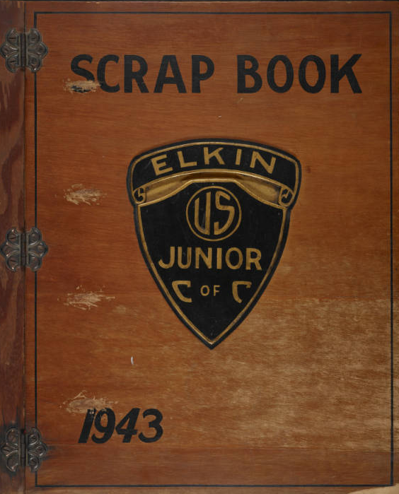 Scrapbooks from the Northwestern Regional Library Now Available Online