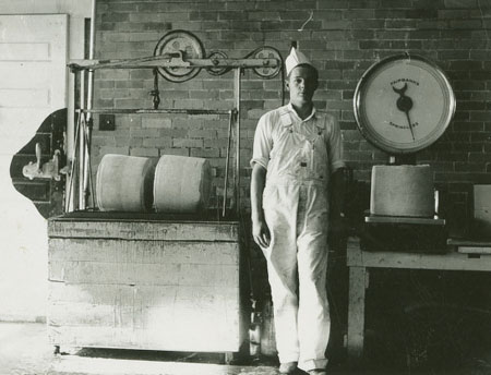 Ashe County Cheese Factory
