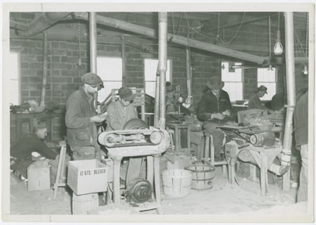 Ashe County Pipe Factory