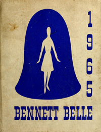 Bennett College Yearbooks Available on DigitalNC