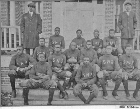 State Normal School football team, 1914