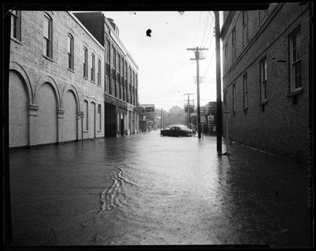 Floods in North Carolina