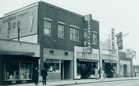 Gladstein's Men's Shop