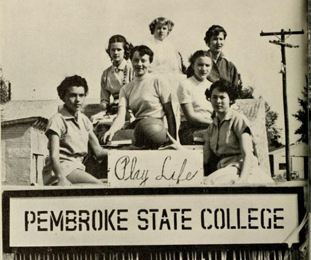 UNC-Pembroke Yearbooks Now Online