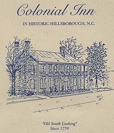 The Colonial Inn of Hillsborough, N.C.