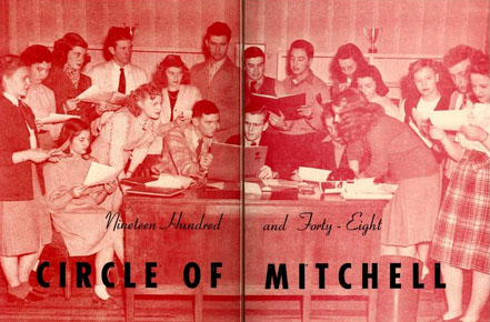 Mitchell Community College Yearbooks Now Available Online