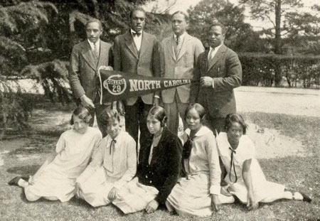 NC Central Yearbooks Staff, 1929