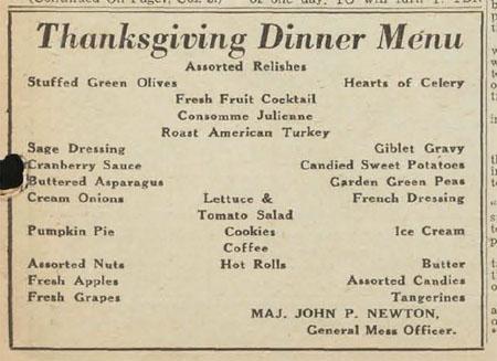 thanksgiving dinner to go dallas tx