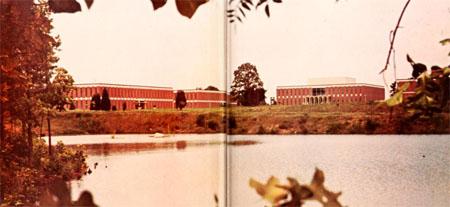 UNC-Charlotte Campus, 1966