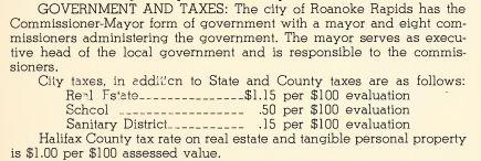 RoanokerapidsCityDirectory1958_taxes