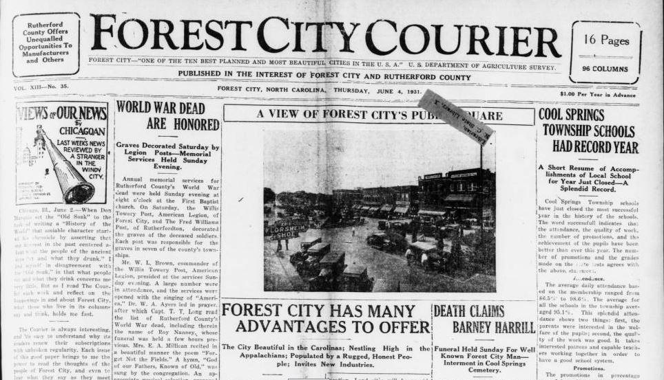 forestcityfrontpage
