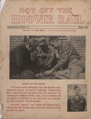 Hoover Rail