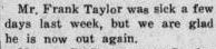 From the April 27, 1934 Rocky Mount Herald