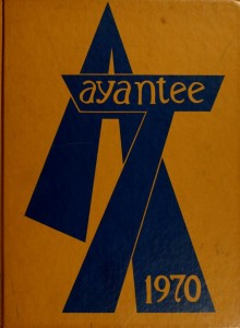 Ayantee Yearbook, 1970