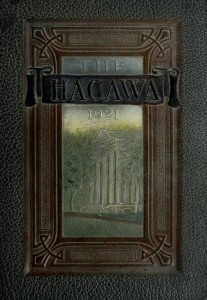 Hacawa Yearbook, 1921