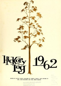 Hickory Log Yearbook, 1962