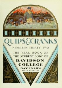 Quips and Cranks Yearbook, 1932