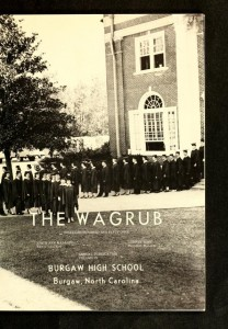 The Wagrub Yearbook, 1959