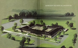 Robeson Technical Institute, 1976