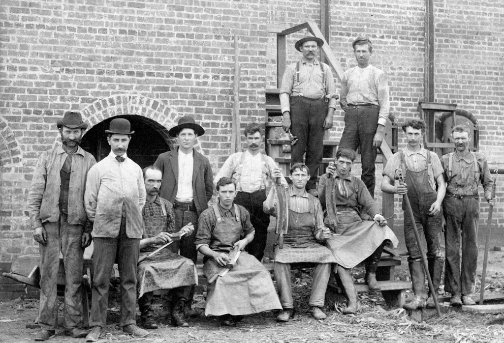 Transylvania County Library - Tannery Employees