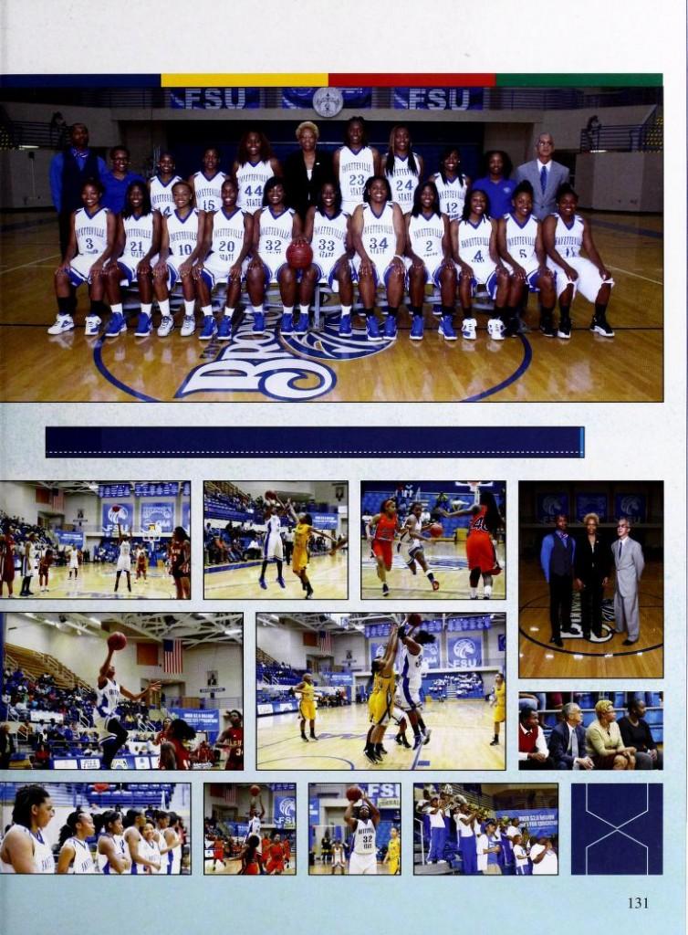 FSU Basketball Team, 2013