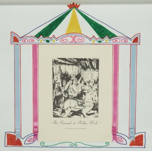 Raleigh Fine Arts Society Scrapbook, 1979
