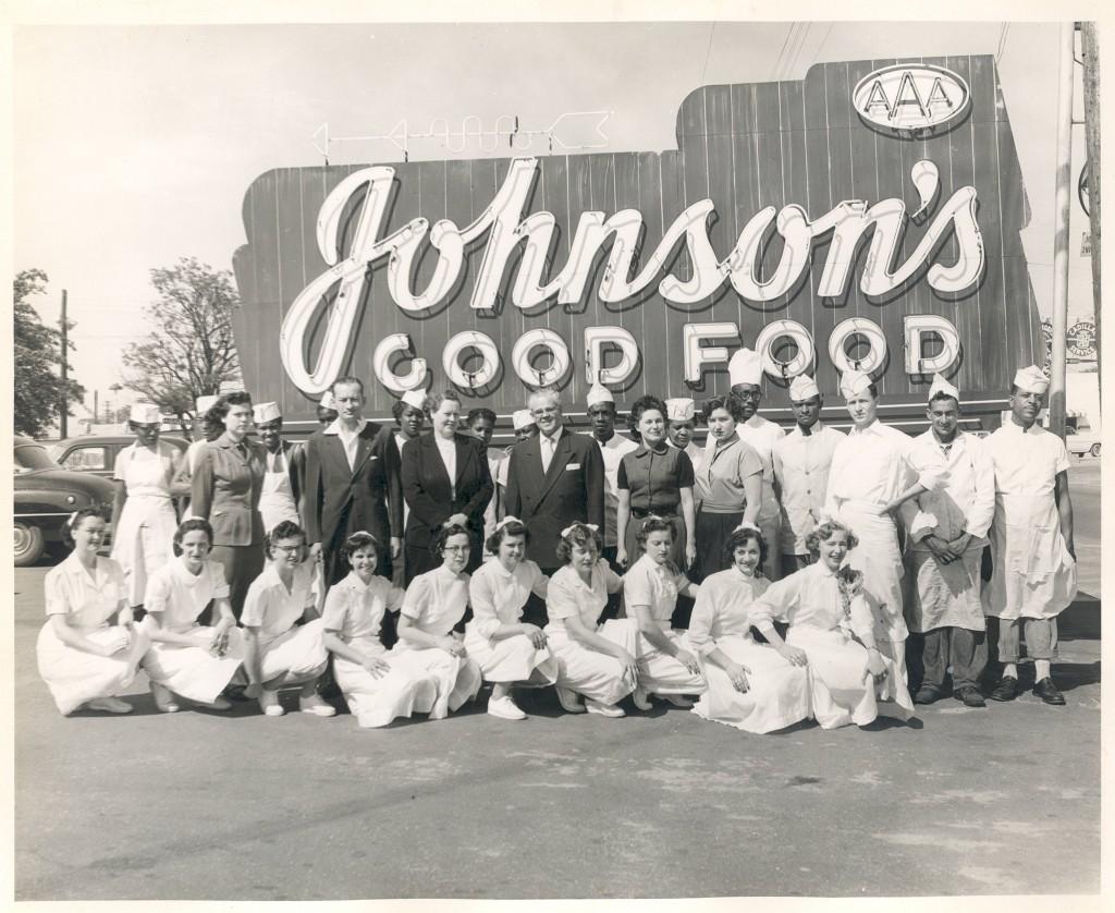Johnson's Good Food