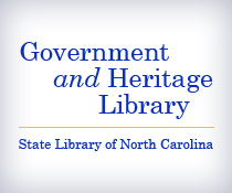 Government and Heritage Library, State Library of North Carolina
