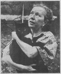 Agnes de Mille, 1973.