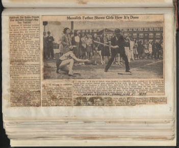 Newspaper article from Volume 45
