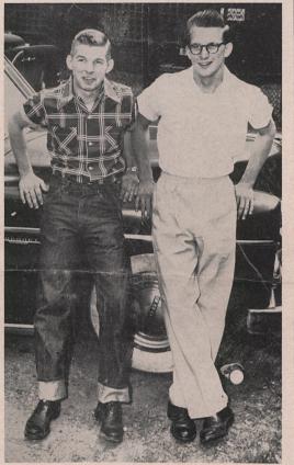 Sew it Seams, May 1952