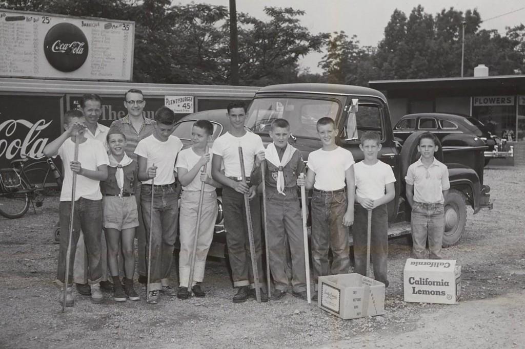 Finer Carolina Workers, Asheboro, 1956