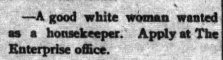 The Enterprise (Williamston, N.C.), October 28, 1904.