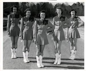 Tarboro High School Majorettes