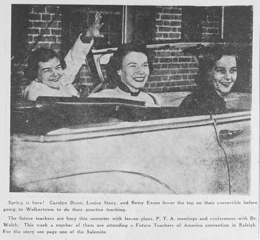 The Salemite, March 10, 1950