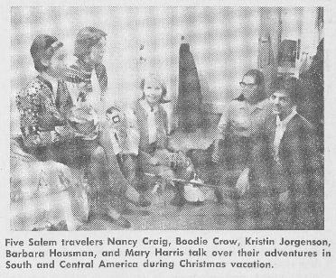The Salemite, January 13, 1967